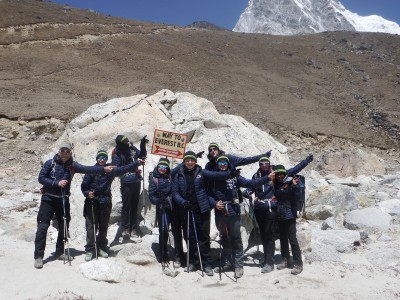 Walsall Academy Expedition to Everest Base Camp - PART TWO