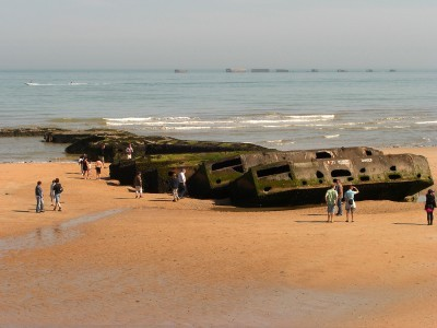 Key Historic places to visit in Normandy